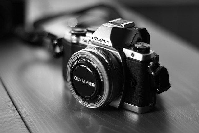 Fotoaparát Olympus OMD