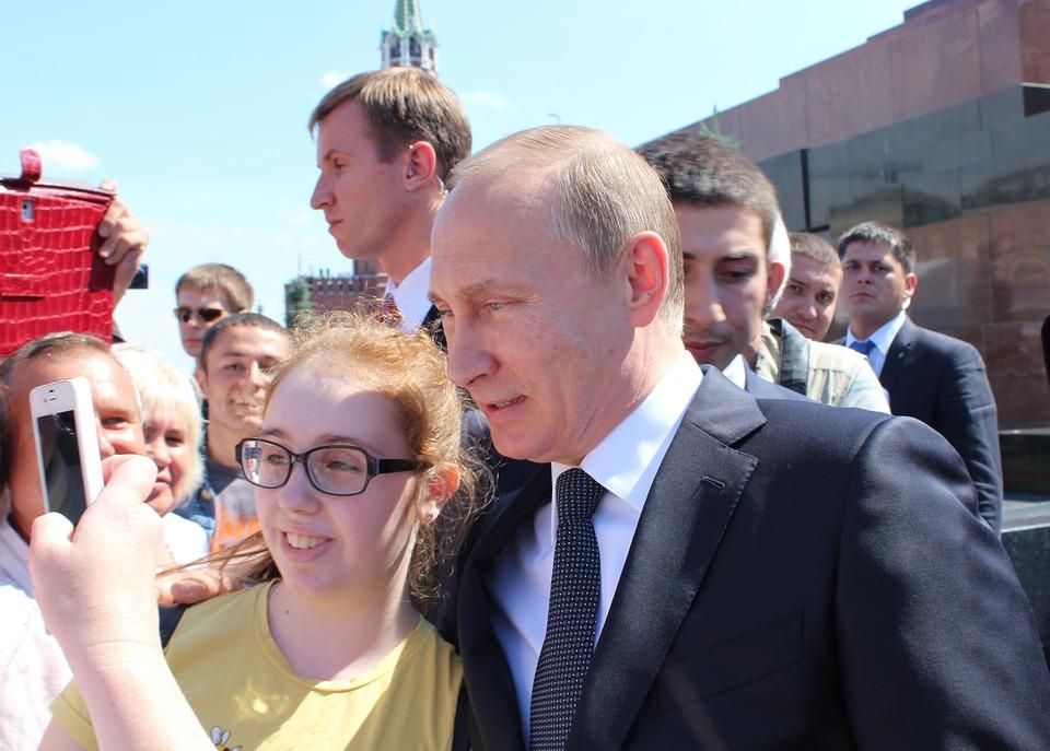 Putinova fotka