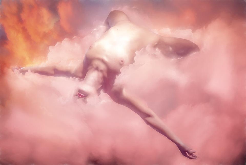 akt v nebi