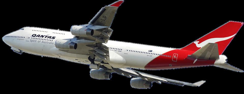 australské letadlo
