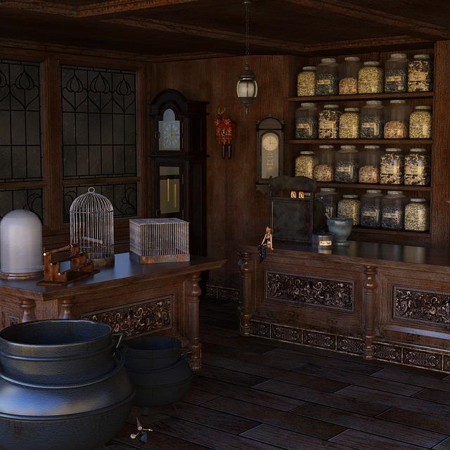 pohádková místnost