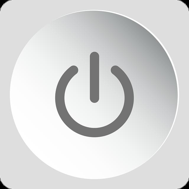 ikona spínače