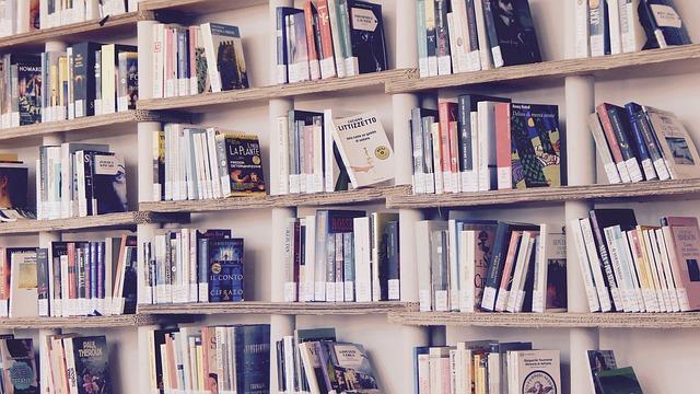 srovnané knihy